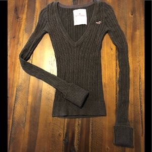 TWO!! Hollister Sweaters Long Sleeve Shirts Small